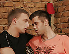 Kiko and Dominik are a couple of struggling DJ's who are about to turn more than just tables amateur straight guys  com