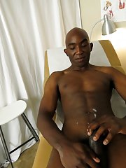 Black guys pissing in white guys mouth and old men masturbating story