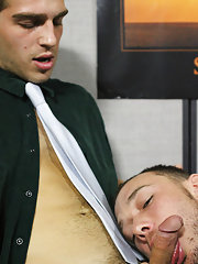 Japanese young cute chubby gay and gay blacks fuck cute emos at My Gay Boss