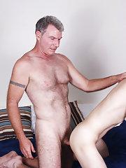 Pool boy having gay sex with his boss photos and men milking young boys cum at Bang Me Sugar Daddy
