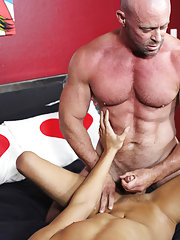 Old gay men fucking other young men in the ass and tight twink boy butt cute pictures at Bang Me Sugar Daddy