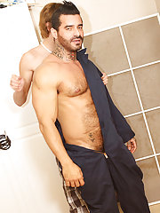 Emoboy fucking and fucking the gay repairman at I'm Your Boy Toy