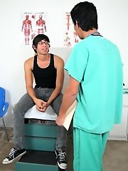 However, he told me to come back real soon for another checkup gay jocks in tube sock fetish