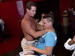 Gay group anal sex and hot gay guys group sex at Sausage Party