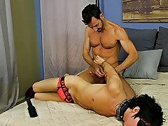 Men nude street and young naked actors at Bang Me Sugar Daddy