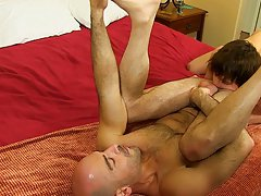 Gay hairy men stroking pics and gay cum shot tube mobile at I'm Your Boy Toy
