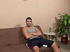 Givinga blowjob gay video and gay blowjob big cock sex