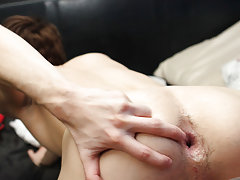 Guys feet kiss and shit eating gay twinks