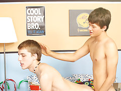 Gay mexican boys fucking and student fucking xxx pig