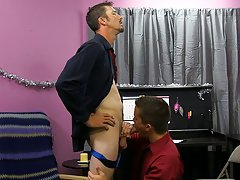 I love jerking off in front of another guy and gay cartoon anal galleries at My Gay Boss