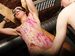 Twinks fucking in underwear and gay robin boy wonder foot bondage - Boy Napped!