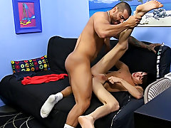 Hot young boys kissing movies and gay boy anal undies at Bang Me Sugar Daddy