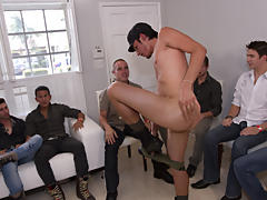Pics gay sex group action and free gay galleries group new orleans at Sausage Party