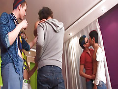 Gay group circle jerk off and gay newsgroups for escorts sf at Crazy Party Boys
