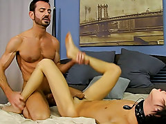 Old gay men in briefs and men masturbating rest areas at Bang Me Sugar Daddy