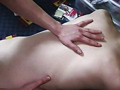 Emo guys having hardcore bareback sex