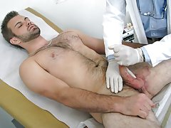 Gay masturbation circle and masturbation worship