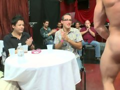 Gay fisting groups and gay oral group sex at Sausage Party