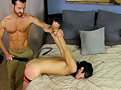 Black young men showing hairy ass and farting black male at Bang Me Sugar Daddy