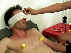 Wetsuit boys fetish tight and cock rubbing cowboy boots fetish