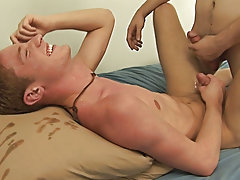 Young light skin black twinks and tiny twinks wanking movies