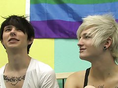 Young gay tube porn emo and emo boys have sex in socks at Boy Crush!