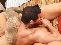 Good looking gay guys anal pictures and black gay men kissing fingering at My Husband Is Gay