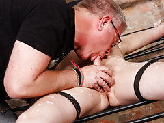 Gay submissive bondage stories and video bondage gay free - Boy Napped!