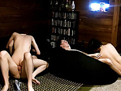 Male anal fuck buddy gallery and guys masturbating in their car - at Boy Feast!