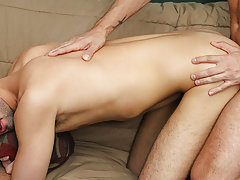 Boy in shorts asian and australian gay grandpa fuck videos at My Gay Boss