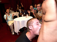 Gay group sex and gay men having group sex at Sausage Party