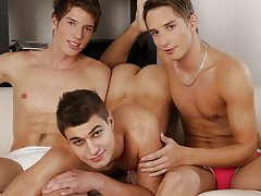 Gay twink porn casting videos and cuban gay cock stories at Staxus
