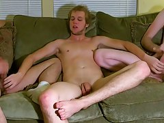 Self sucking jacking off young boys and cut off male balls - at Tasty Twink!