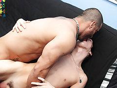 Middle eastern gay porn man to man cum facials and playboy models hard cock at Bang Me Sugar Daddy