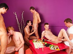 Gay toons group sex and gay newsgroups for escorts san francisco at Crazy Party Boys