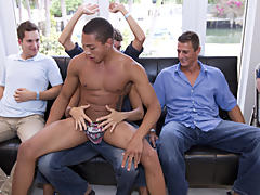 Largest gay foot fetish group in the us and masturbation groups men at Sausage Party