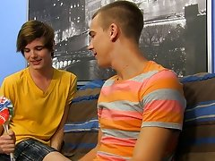 Timo then opens his mouth for a cum-eating facial from Patrick first time anal gay