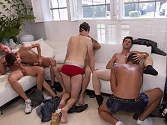 Gay porn group ass fucking and naked male celeb groups at Sausage Party