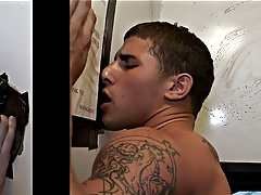 Boy getting blowjob off fish and young vs old blowjob gay porn
