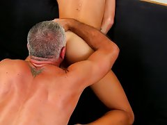 Hairy puerto rican teem clothes ripped off and arabian nude hairy men at Bang Me Sugar Daddy
