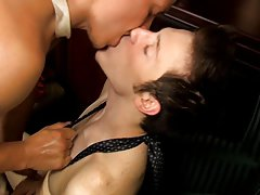 Short blonde haired twink porn and twink short blonde hair porn at My Gay Boss