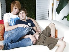 Twink boys underwear fuck and smooth twink piss drinking at Teach Twinks