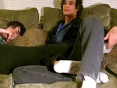 This isn't a clip about cumming, instead the lads make out while tickling every other's feet gay anal pasive first - at Tasty Twink!