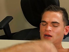 Tiny twink cum and young uncircumcised twinks swallow at Teach Twinks