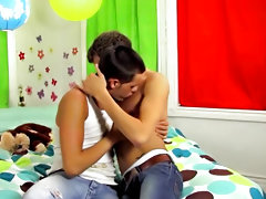 Dutch twinks video and boy twink blow