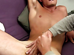 Men jeans masturbation and blowjob while masturbation