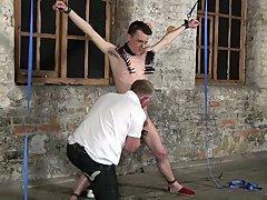 Boy medical bondage and boy legs fetish - Boy Napped!
