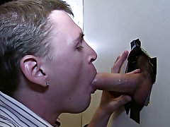 Hanging gay cock blowjob and blowjob ejaculation video gay