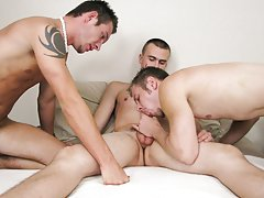 Boys first time sex with boy and officer gay sex videos at Straight Rent Boys