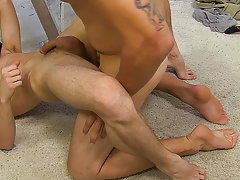 Teens getting first gay blowjobs and rural gay boys first time at My Gay Boss